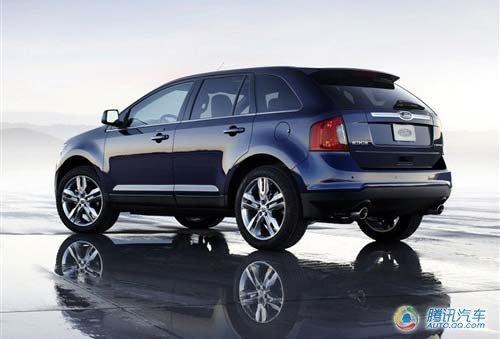 福特改款爱虎正式发布 有望上半年进口