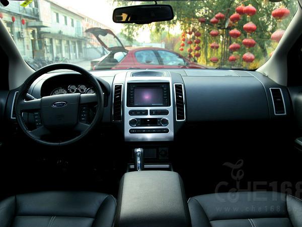 不再简单粗犷 福特推出2011款爱虎车型