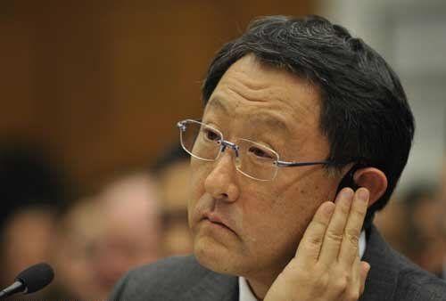 丰田总裁-丰田章男 今日来京解释召回事件