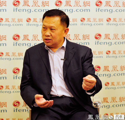 苏晖:丰田章男来华 重视中国汽车市场