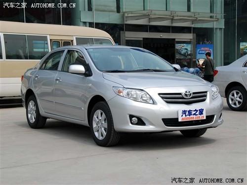 杭州卡罗拉部分有现车 优惠详情需咨询