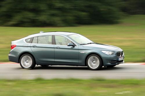 诠释豪华新感官 A5 Sportback对比5系GT