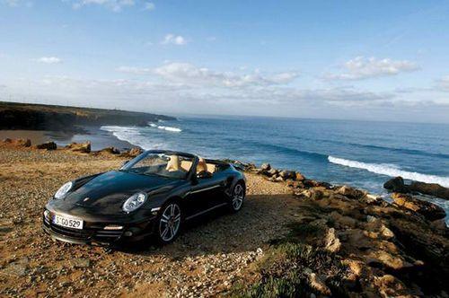 优雅迷人的扭矩曲线 试驾新款保时捷911 Turbo
