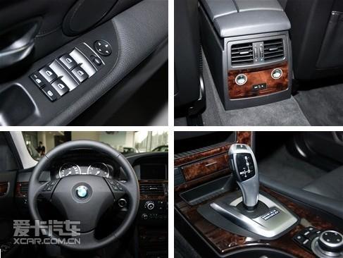\[河北\]2010款宝马520Li白色现车 优惠1.1万元