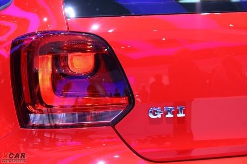 大众POLO GTI在日内瓦车展举行全球首发\(2\)