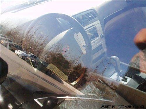 北京车展后上市 帝豪EC825自动挡曝光