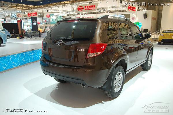 北京车展前预热 3月份预计上市20款新车\(5\)