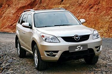海马汽车首款B级SUV海马S3将在4月下旬的北京国际车展上上市