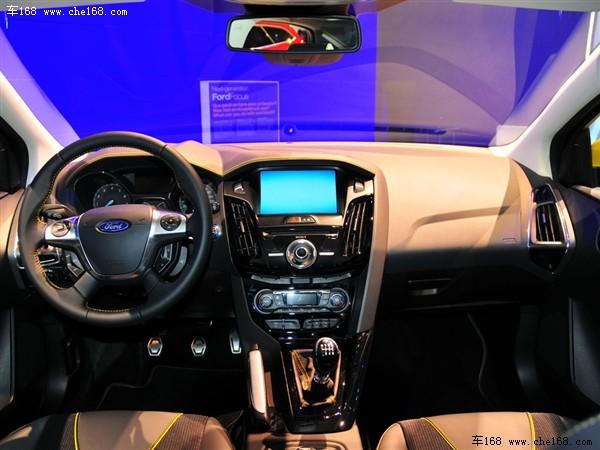 主打C平台 福特日内瓦最新车型概览