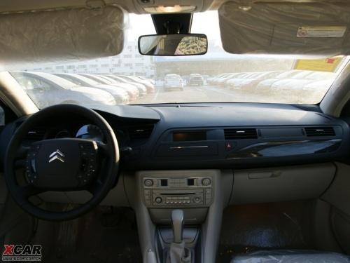 \[上海\]热销的法式浪漫 C5少量车无优惠