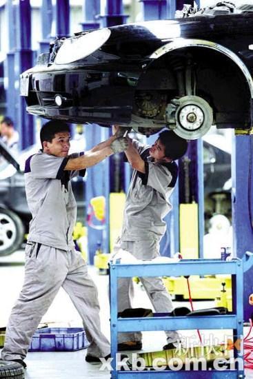 汽车企业零召回 只是中国式巧合\(2\)