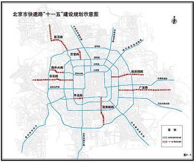 北京交通规划提出老旧小区将增地下车位