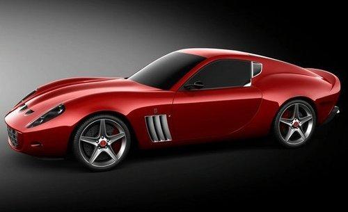 法拉利旗舰车599GTO 北京车展将全球首发