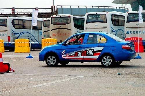 夏利N5现车充足 长沙媒体试驾完美收官