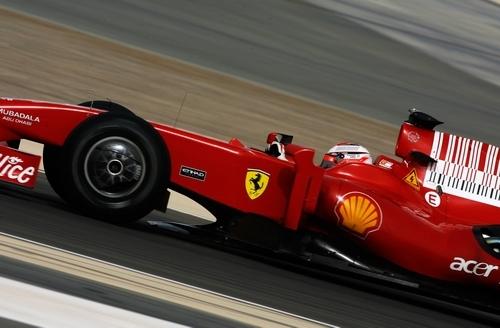"""壳牌应对F1""""三高""""挑战助力法拉利比赛"""