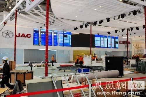 2010北京车展厂商展位探营:E3馆