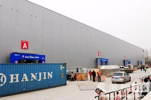 2010北京车展厂商展位探营:E5馆