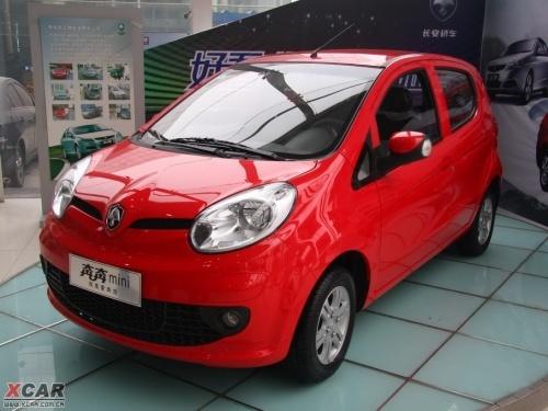 \[北京\]现车销售 奔奔mini购车可赠车模