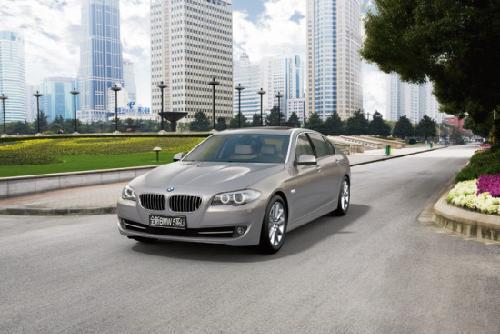 宝马新5系长轴距版全球首发 5款车亚洲首发