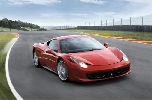 法拉利599GTO全球首发 458Italia亚太首发