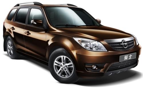 海马骑士北京车展上市 智能领航型售13.68万元
