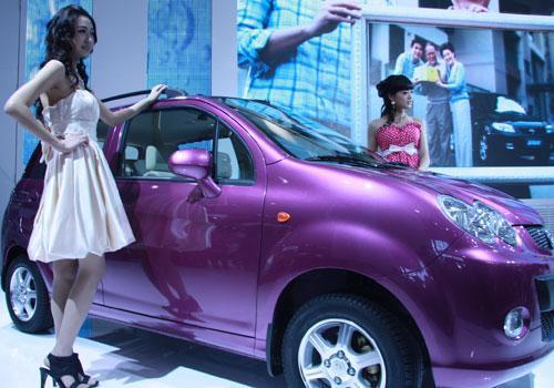 海马王子北京车展发布价格 2.98-4.28万