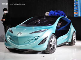 精灵古怪 北京车展十一大前卫造型概念车