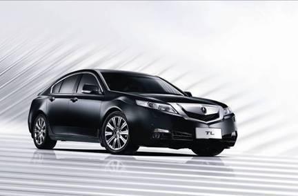 Acura四款增配车型北京车展上市 63.2万起售