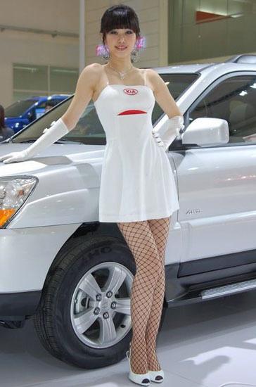 \[车模\]2010北京国际车展性感女车模\(6\)