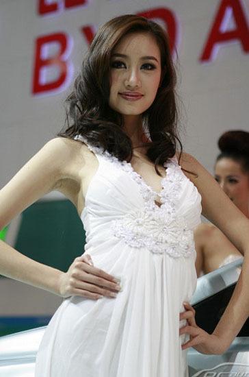 \[车模\]2010北京国际车展性感女车模\(10\)