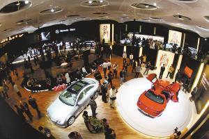 北京车展:中国影响力凸显