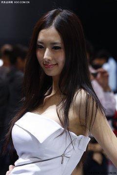 北京车展车模十宗最 惊喜不断意外层出