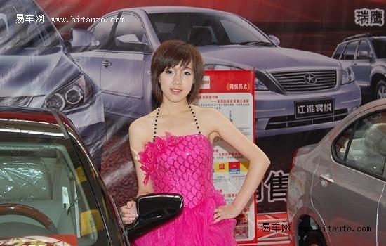 相约齐齐哈尔车展 鹤城十大美女车模