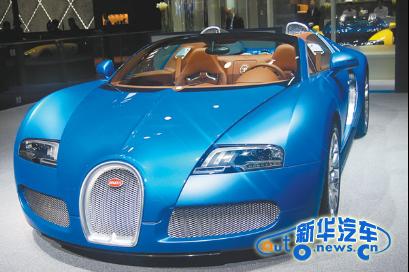 雷人事件少不了 细数2010北京车展十宗最\(图\)