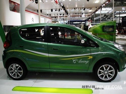 e族车展环保主题日:长安--环保与经济并存\(2\)