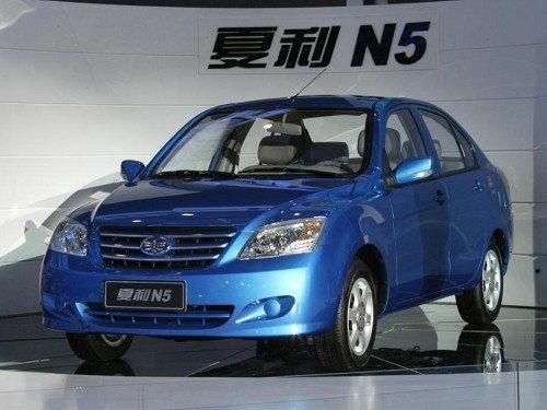 济南夏利N5现车销售 最高优惠5000元