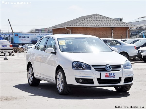 5月特供 一汽-大众速腾1.4T到4台现车