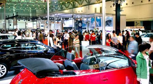 第九届青岛国际车展5月20日-24日盛装登场