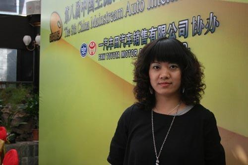 张海荣:1364万辆的销量数字将不断放大