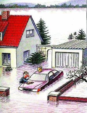 """雨天过后给爱车做个""""SPA"""" 预防生锈"""