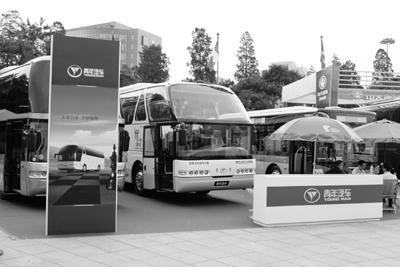 三剑齐发青年客车引领市场新风向