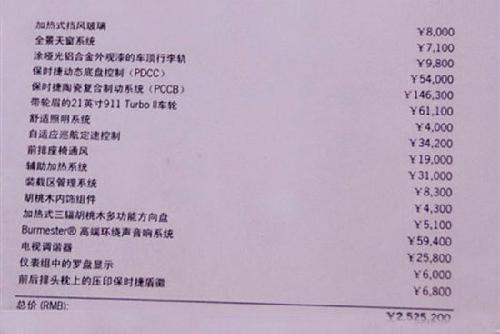 新保时捷卡宴亮相深港澳车展 标准版售203.5万