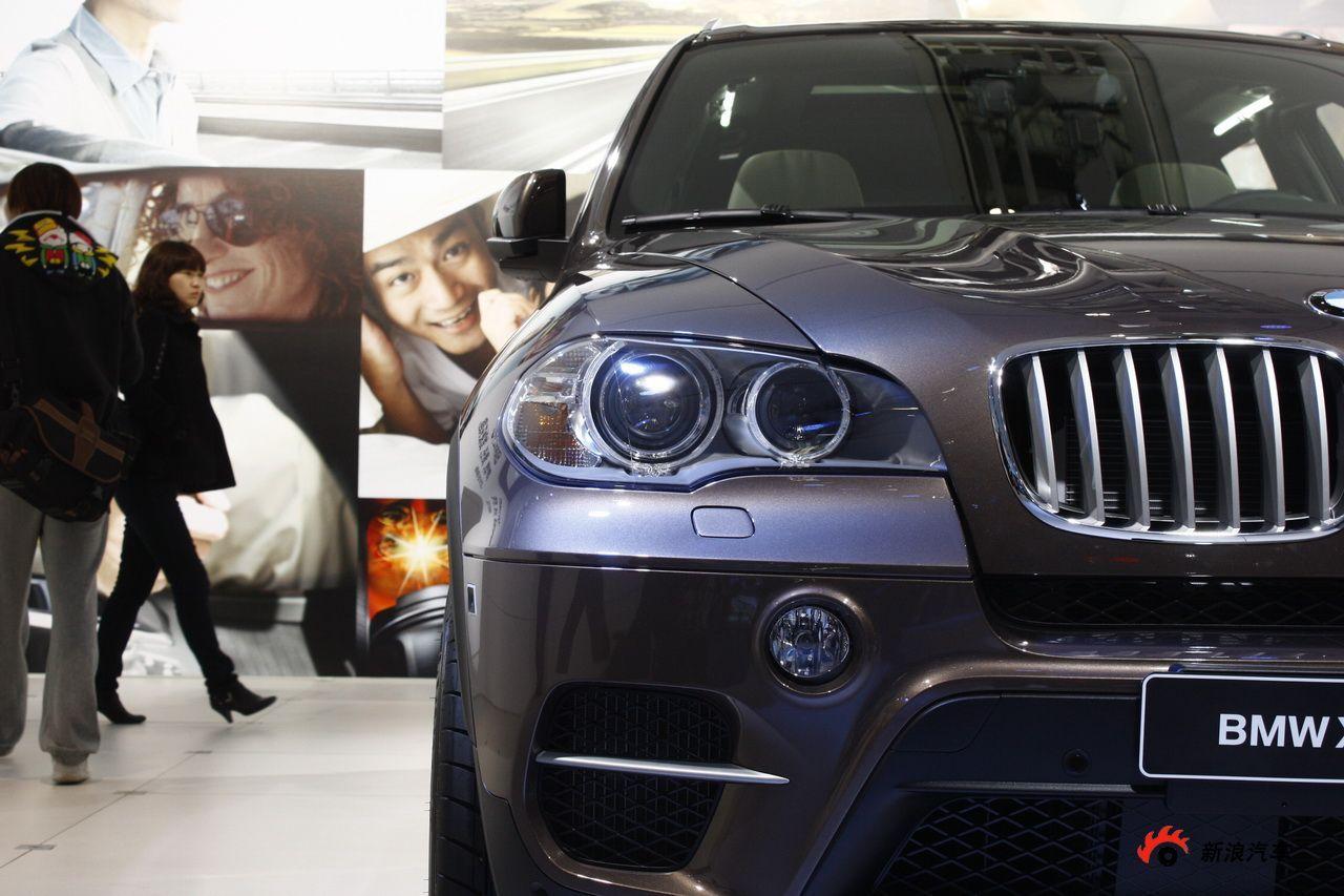 宝马2011款X5或8月上市 已接受预订