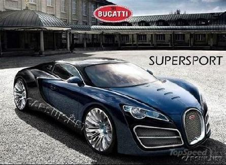 极速超跑 威航SuperSport疑似量产图曝光