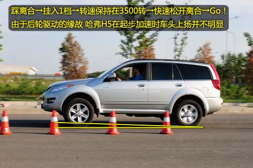凤凰网汽车测试哈弗H5 从舒适驾驶开始(2)