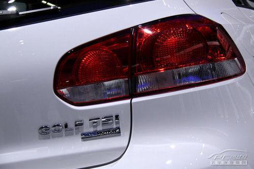 高尔夫1.2T蓝驱车明年1月进口 可节能30%