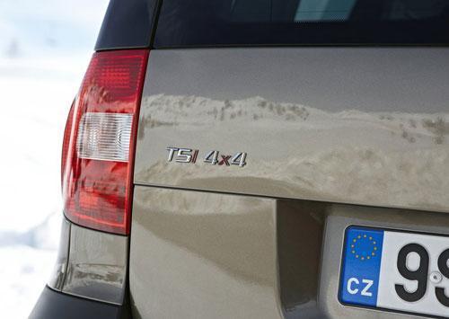 斯柯达首款SUV车型Yeti将于年底走上国产轨道