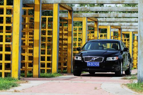 全面测试沃尔沃S80L 以安全的名义诠释豪华
