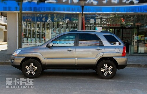 [南京]2011款狮跑优惠1.2万元 现车销售