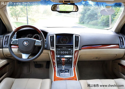 凯迪拉克SLS赛威有现车 购车即送购置税